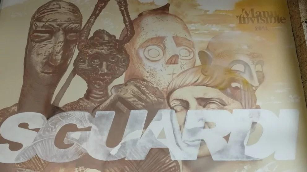 Il Museo archeologico di Cagliari si fa bello con la street art