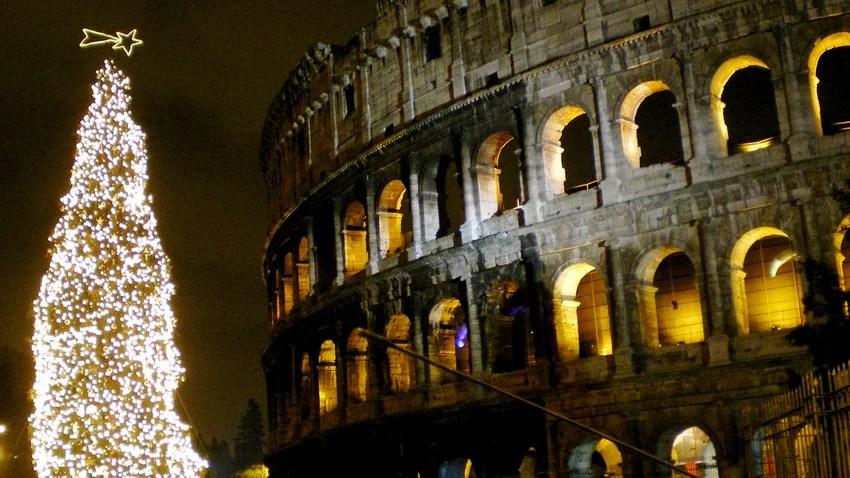 Il regalo di Natale ai nostri lettori: il racconto dei Saturnalia