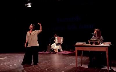 Lucrezia e le altre, uno spettacolo sul mito per andare oltre la violenza di genere