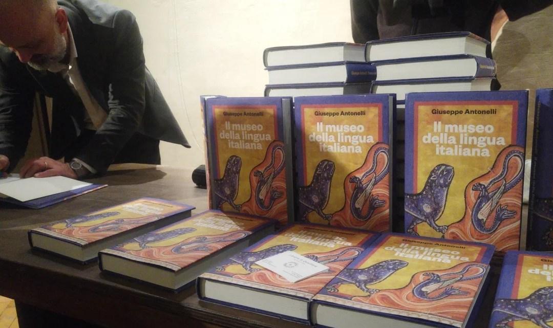 Come si fa un Museo della lingua italiana. Intervista a Giuseppe Antonelli