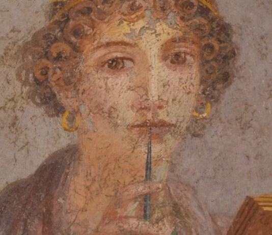 Saffo Pompei sposa