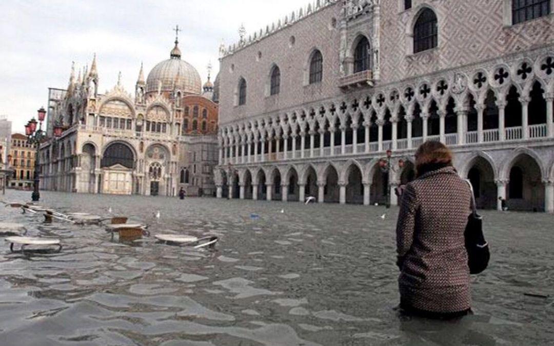 Perché abbiamo smesso di alzare Venezia?