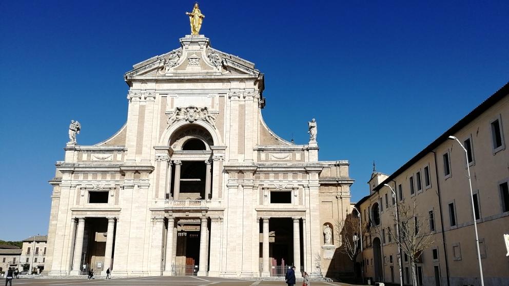 #visioninarrative ad Assisi per mettere in relazione scuola e arte