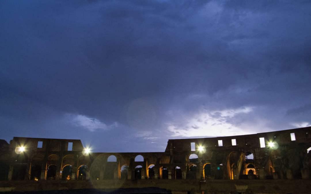 Maghi e negromanti al Colosseo