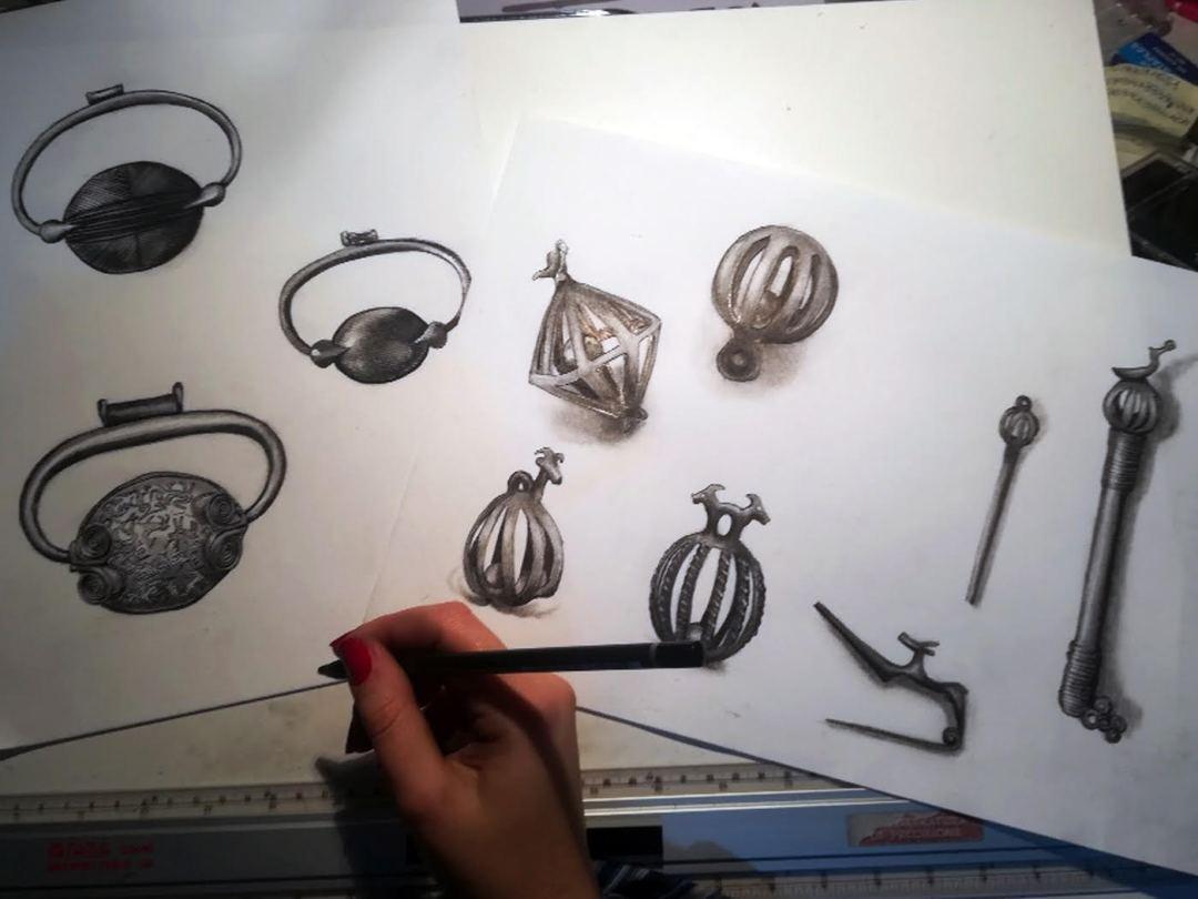 disegni Numphè