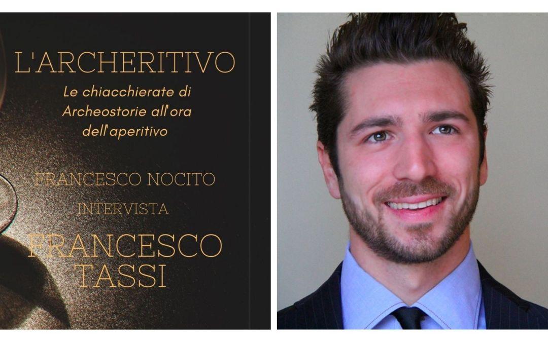 """Francesco Tassi. """"Se i musei non fanno podcast, chi altri dovrebbe?"""""""