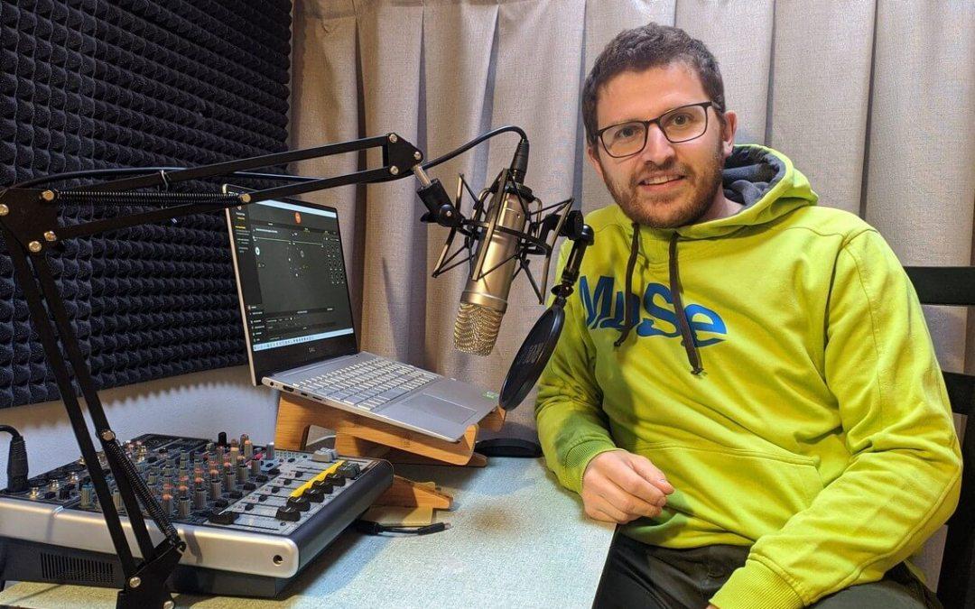 Podcast Museo: 7 minuti sulla linea del tempo