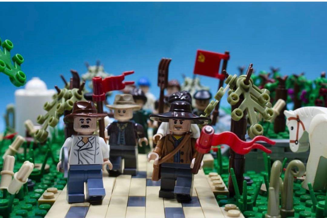 Brick History lotte mezzadri