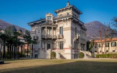 Villa Bernasconi a Cernobbio: la 'casa che parla' preda dei 'ladri di storie'