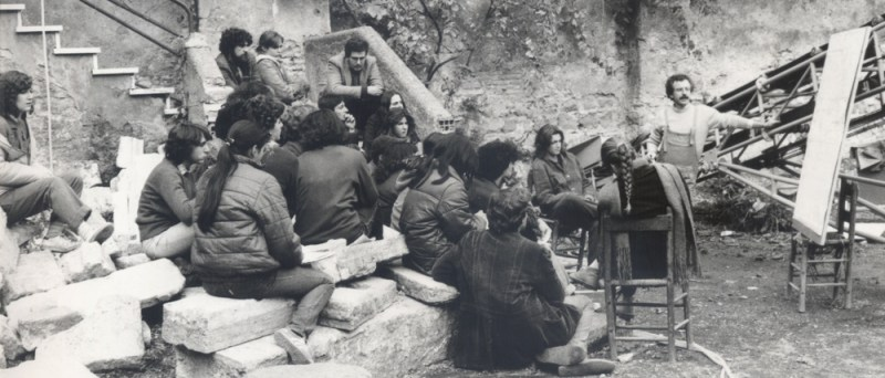 Crypta Balbi, 1982