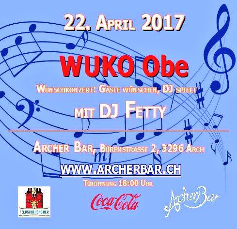 WUKO Flyer ArcherBar April 2017
