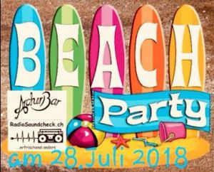 Beach Cocktail Party mit DJ Fetty / Radio Soundcheck @ ArcherBar