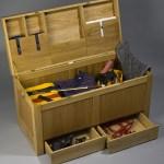 Equestrian Horse Box Tack Box Storage Chest James Archer Furniture