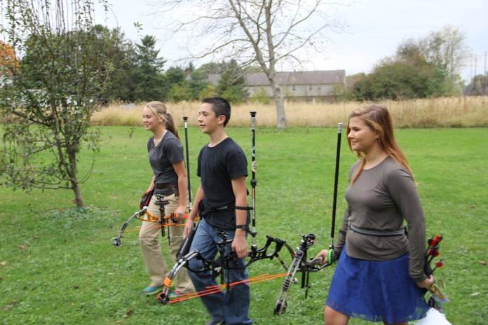 Self Image can affect more than just your archery skills. It's how you live your life! So stay positive and be happy as you continue to grow your archery skills. Photo Credit: ATA