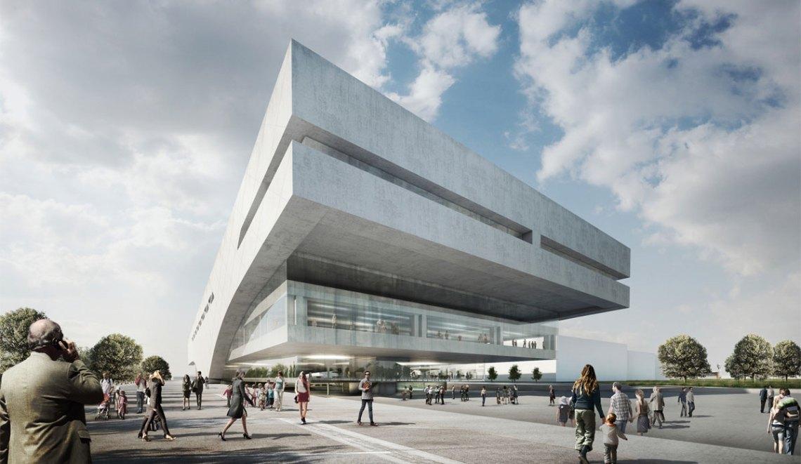 Kohlmayer Oberst Central library berlin