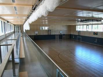 Stift Melk - Gymnasium Sporthalle acw Architekt DI Christian Wöhrer, Wien, Wien, Österreich Foto: Christian Wöhrer