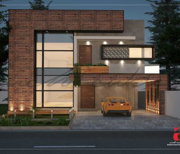 Modern home design and planning by architects in dha lahore
