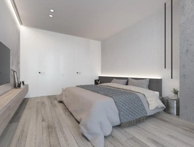 Ethno White Minimalist Apartment Design Kyiv Ukraine Archi Living Com