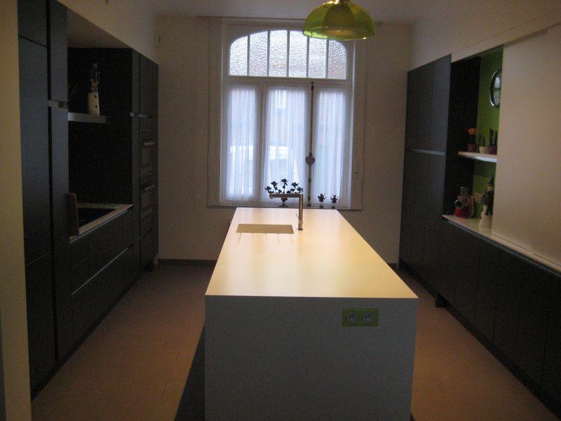 R novation d 39 une maison de ma tre ottignies herv vanden haute - Renovation maison de maitre ...