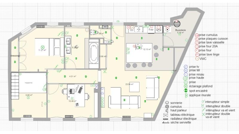Plan Maison Gratuit Avec Archifacile Dessinez Vos Plans De Maison