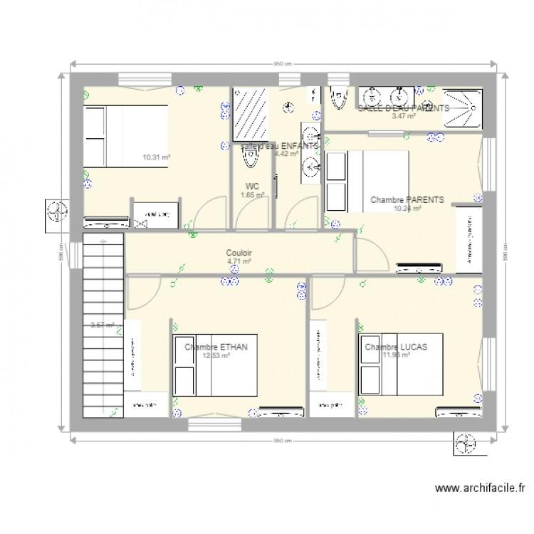 Aaa Plan 9 Pices 63 M2 Dessin Par CHSELUET30121