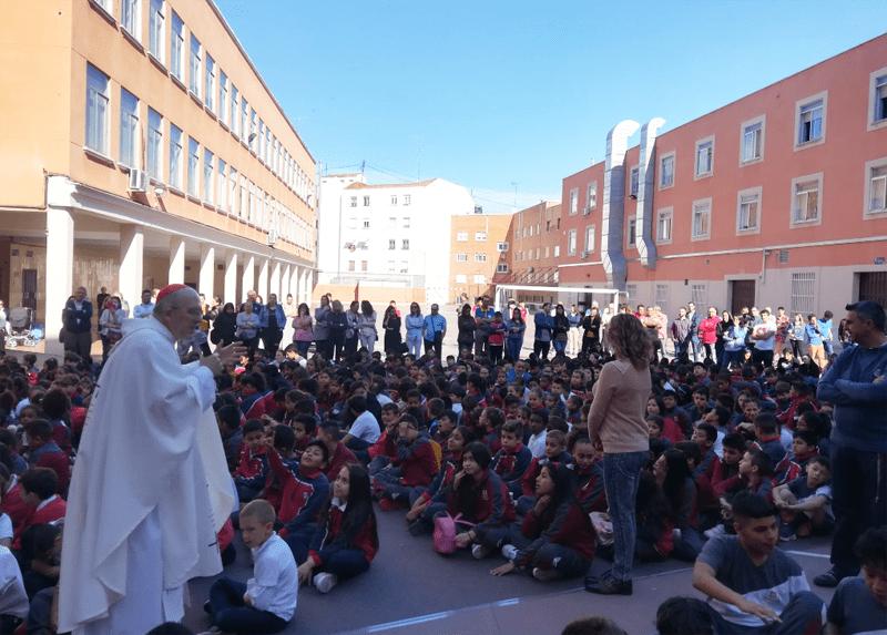 CardenalOsoro ColegioCiudadMuchachos 2