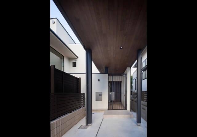 No.044 武蔵野市注文住宅 T邸事例 外観の画像