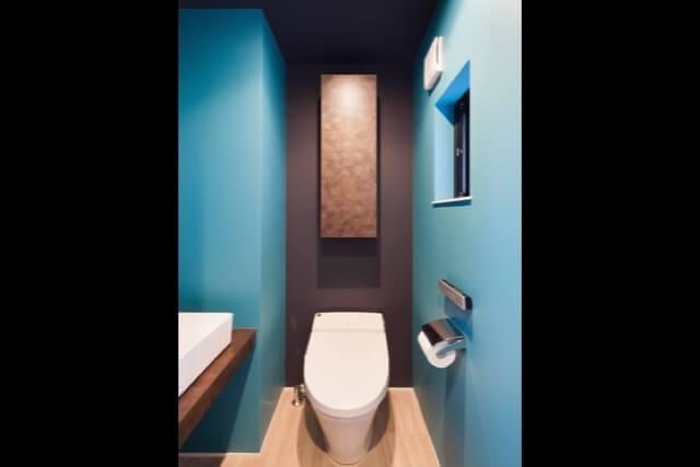 No.044 武蔵野市注文住宅 T邸事例 トイレの画像