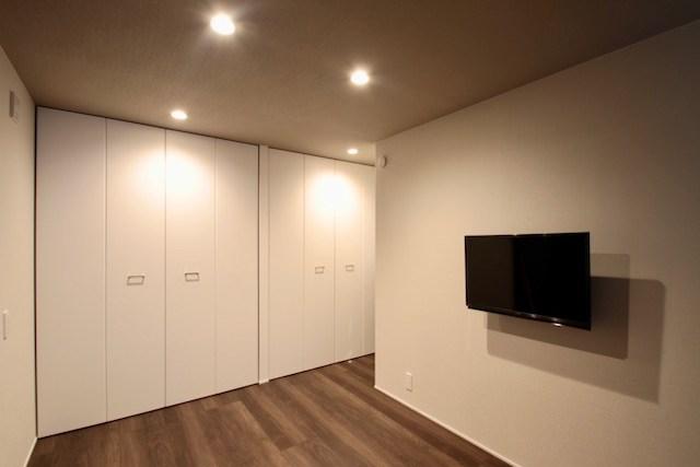No.111 世田谷区注文住宅:K邸事例 寝室の画像