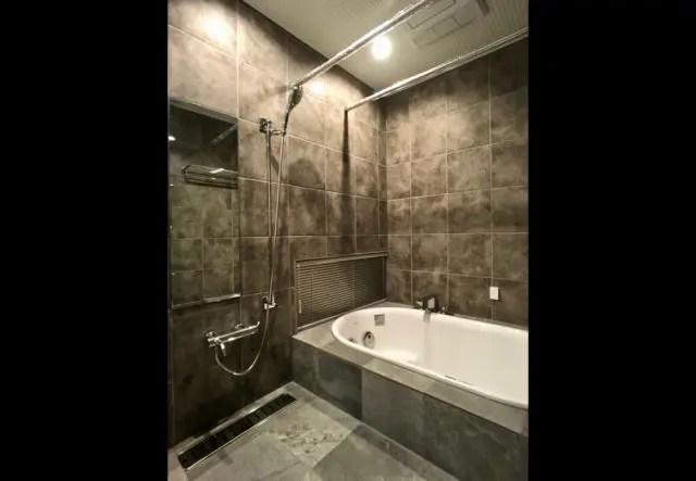 3.さいたま市注文住宅の浴室