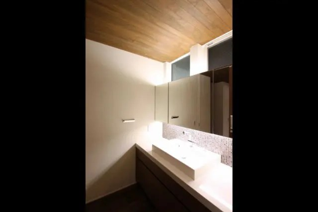 4.練馬区注文住宅の洗面室