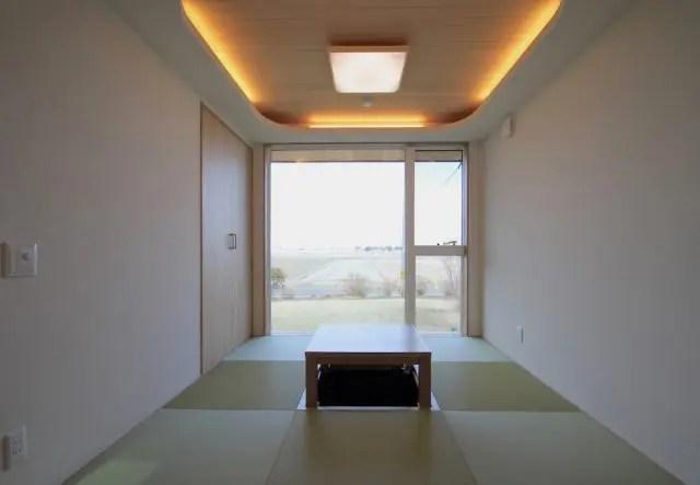 宮城県注文住宅の和室