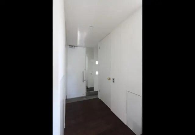 1.練馬区注文住宅の玄関ホール