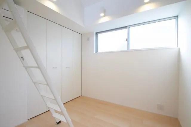 2.調布市注文住宅の居室