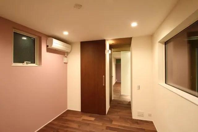 4.練馬区注文住宅の居室2