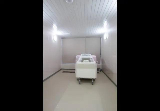 越谷市医療介護施設リフォームの浴室