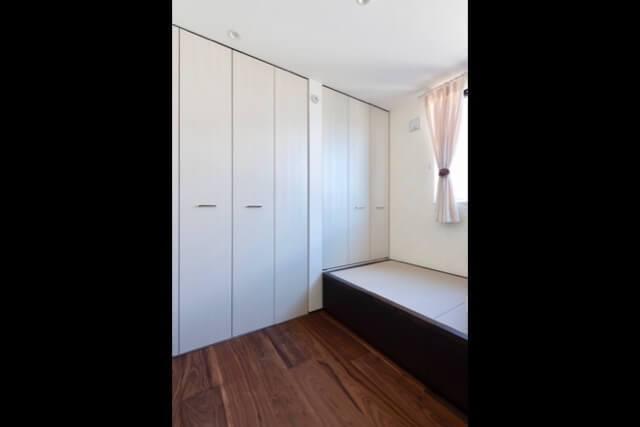 No.116 朝霞市注文住宅|SE構法 K邸事例 寝室2の画像