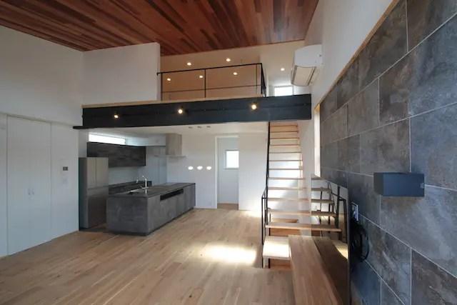 新座市にSE構法で注文住宅を建てる工務店|LDK画像1