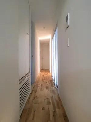 三郷市注文住宅の床下エアコン設置事例1