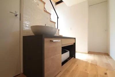 新座市注文住宅の床下エアコンの設置事例2
