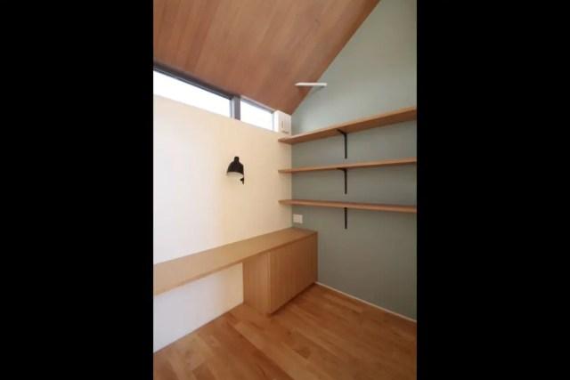 さいたま市注文住宅:YH邸のカウンター収納画像