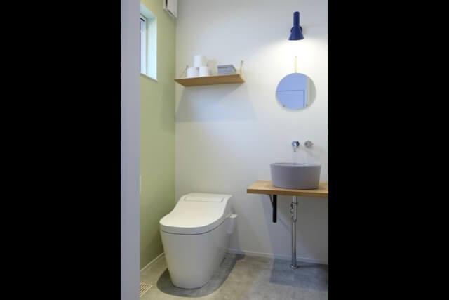 No.118 所沢市注文住宅|SE構法 M邸事例 トイレの画像