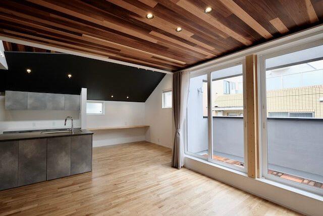 練馬区注文住宅|SE構法 S邸事例 KDK2の画像