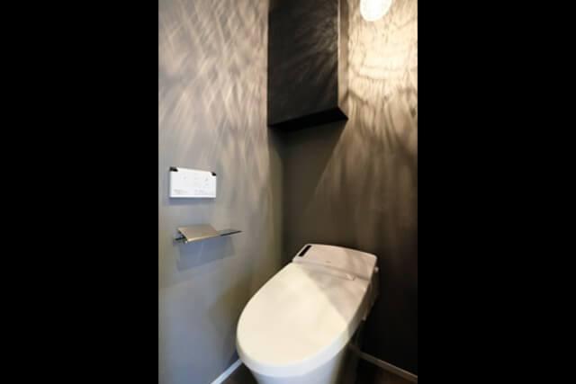 練馬区注文住宅|SE構法 S邸事例 トイレの画像
