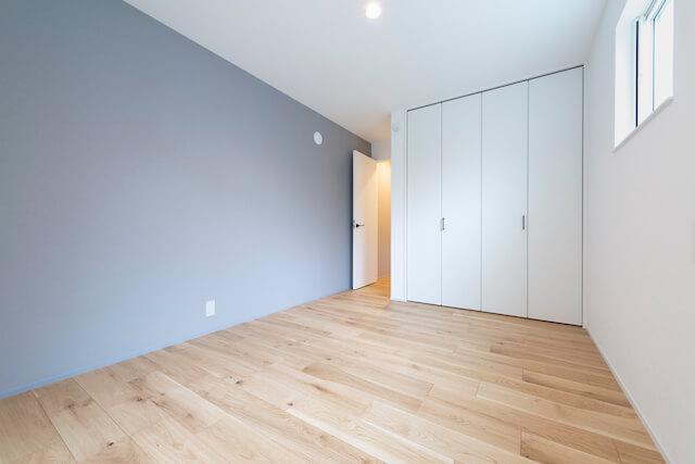 板橋区注文住宅 Y邸事例 居室の画像