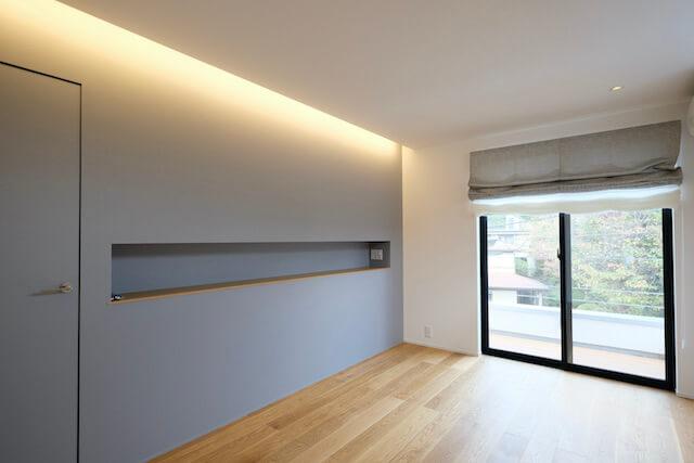 No.147 練馬区注文住宅 C邸事例 寝室の画像