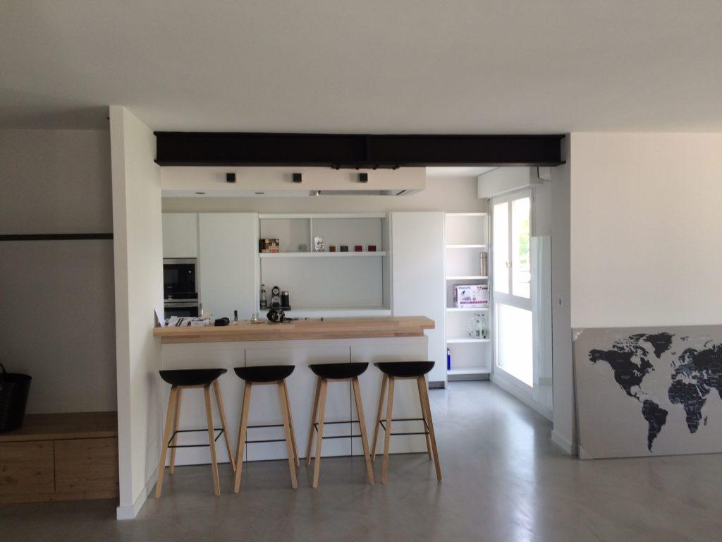 Rnovation Dun Appartement Annecy Le Vieux Archinicoletti