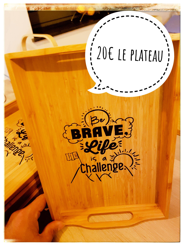 Plateau Be Brave