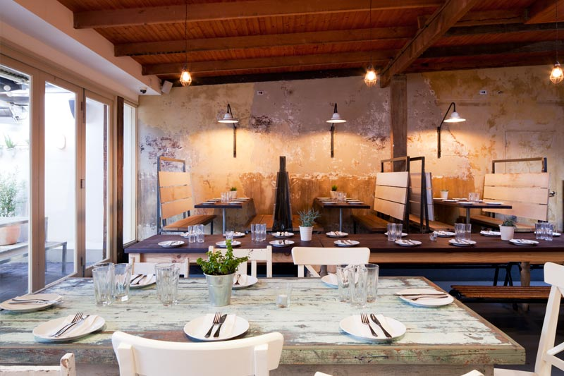 Barrio Chino Restaurant By Edge Design Studio