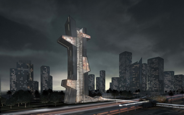 Winning Proposal For Ac Ca S Competition Dubai09 By